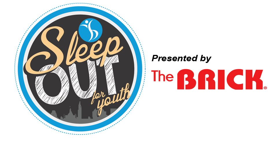 SleepOUT and Brick logo